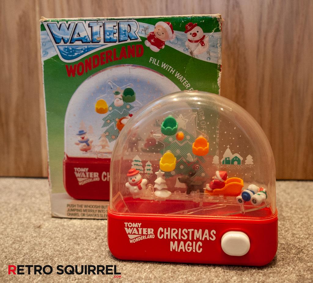 tomy water wonderland christmas magic